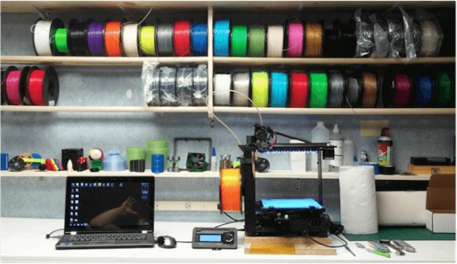Lab人語錄系列九: 沒有妥善存放好已打開的打印線材會有什麼問題呢?