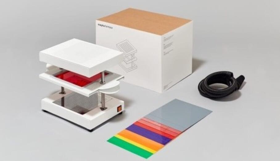 FormBox小型吸塑成型機-大量生產3D 打印品好方便