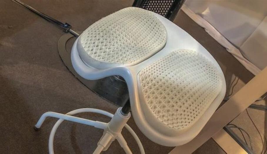 IKEA 3D打印電競椅?