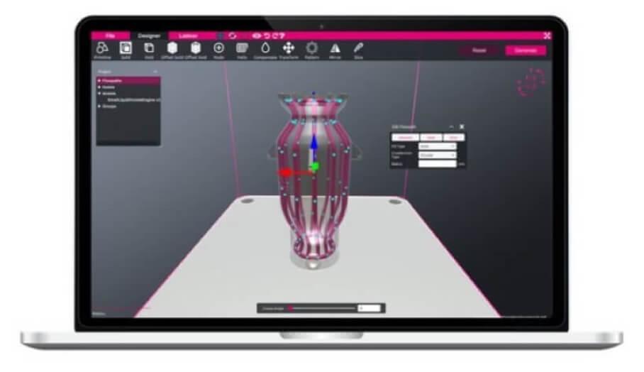 自動幫你設計產品的3D軟件