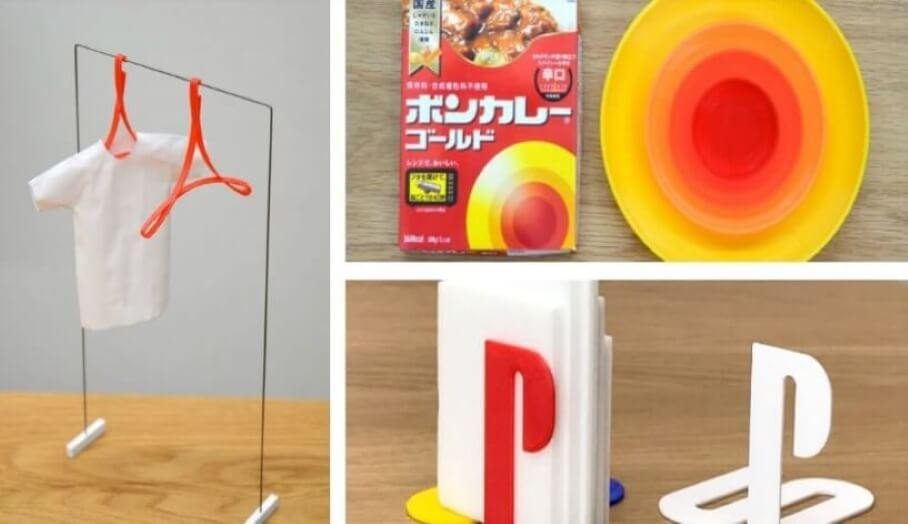 Logo製作3D打印日常家品
