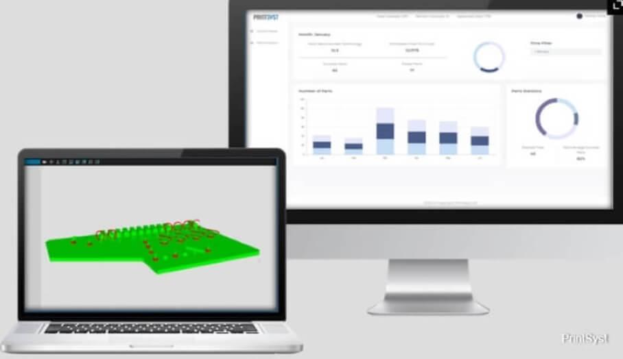 PrintSyst平台利用人工智能提供3D打印分析工具