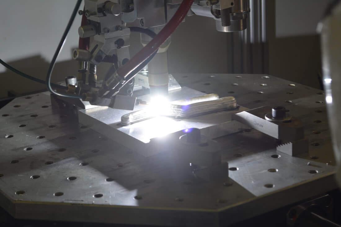 等離子弧金屬3D打印機?