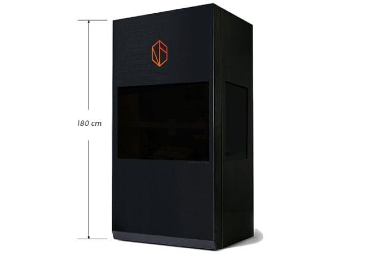 量產超微型3D模型