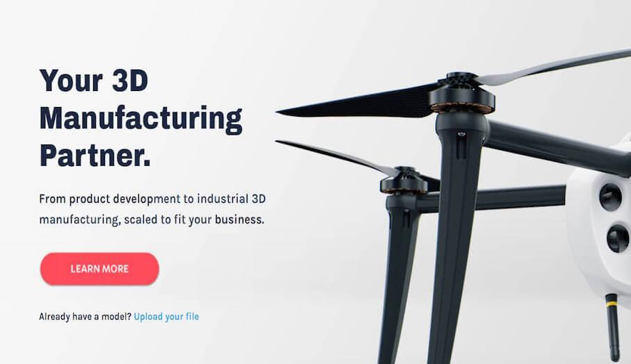 慢慢轉型的3D打印平台Shapeways