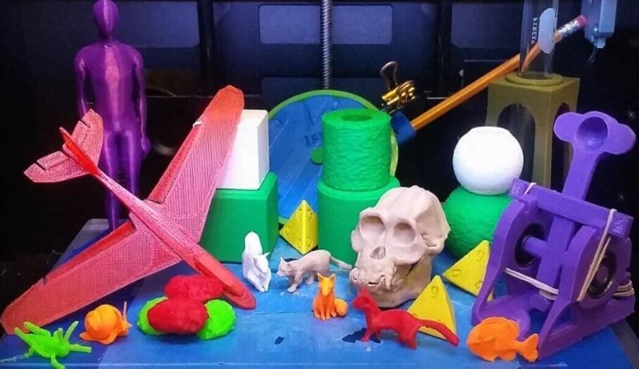 教育結合3D打印,培養新一代人才