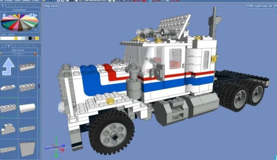 6個製作樂高積木的3D建模軟件