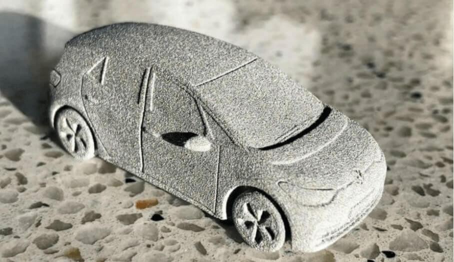 3D打印能否拯救汽車行業?