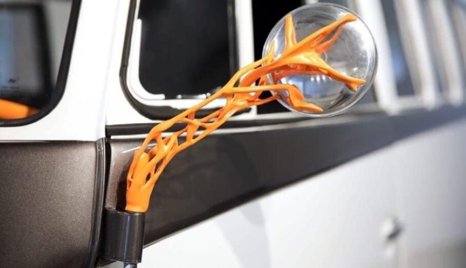 利用最新AI和3D打印技術翻新經典1962年汽車