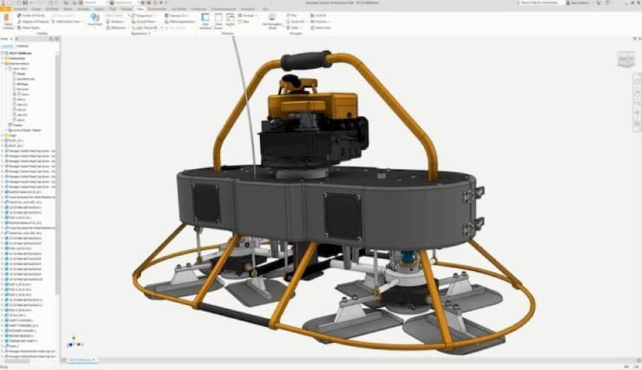 Autodesk宣布推出Inventor 2020