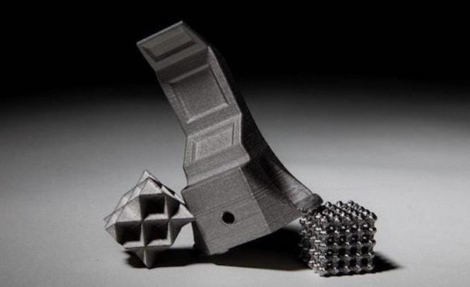 BASF推出金屬3D打印物料Ultrafuse 316L?