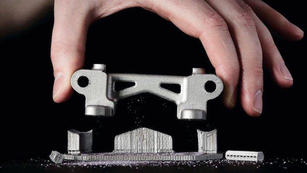 Bind-and-Sinter 工業3D打印技術提供更大生產量?