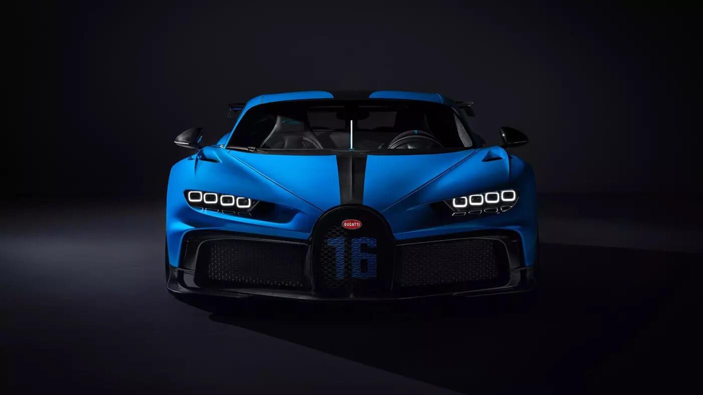 新BUGATTI 跑車3D打印高質素鈦金屬零件