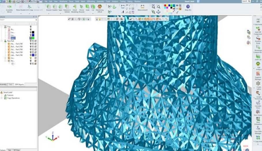 從CAD模型到成功金屬3D打印零件