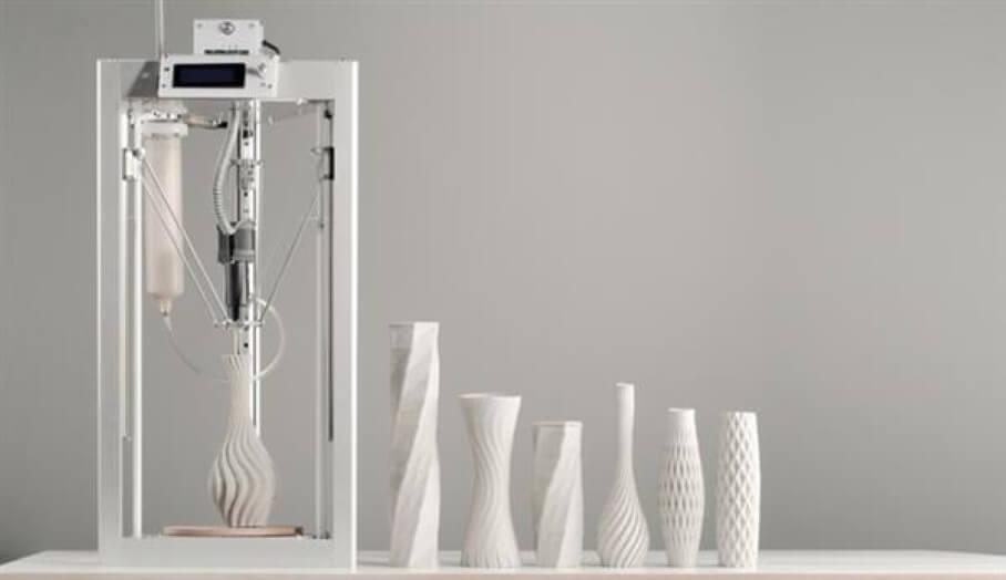 粘土3D打印機