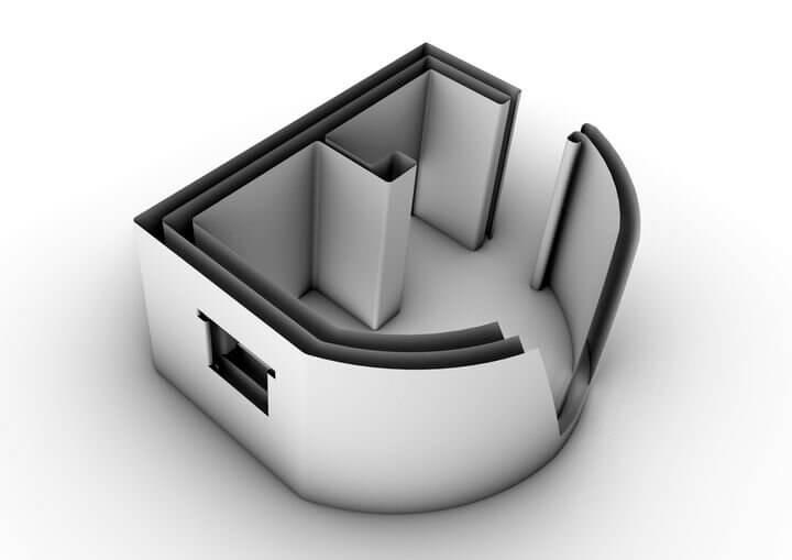 建築行業中3D打印混凝土開始興起?