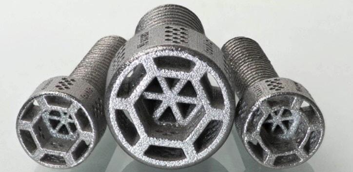 Digital Metal推出兩款用於金屬3D打印的新型高溫合金
