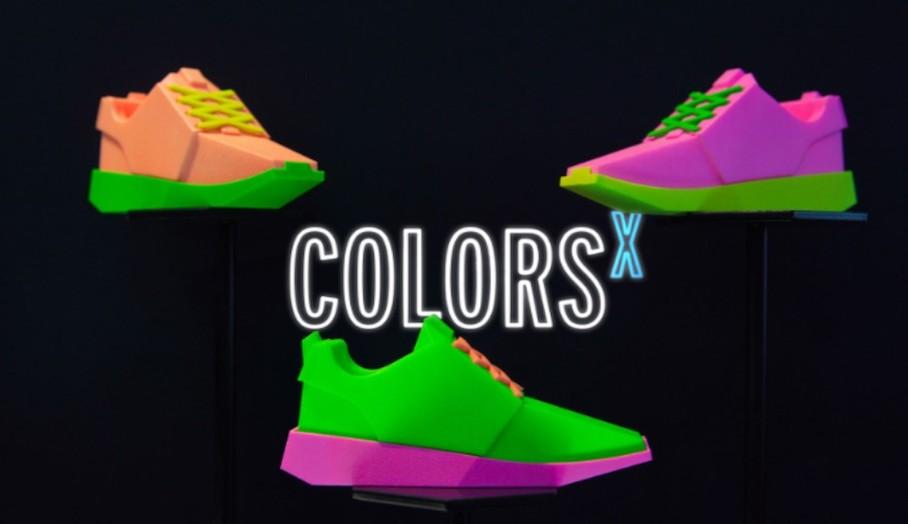 DyeMansion 推出新的3D打印件顏色後處理