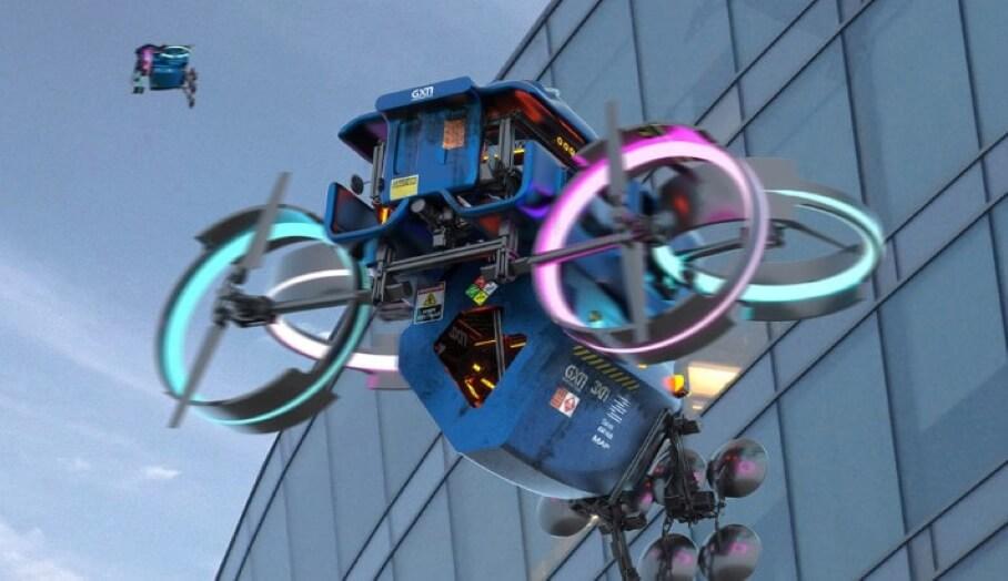 探索流動3D打印作為未來的建設