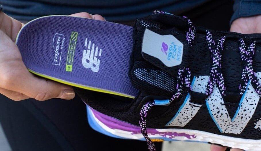 HP與New Balance 進一步合作製造3D打印鞋墊
