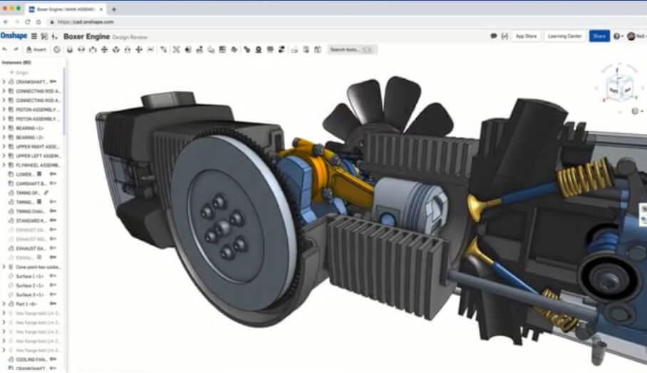 Onshape 看到3D打印建模雲端平台的優勢