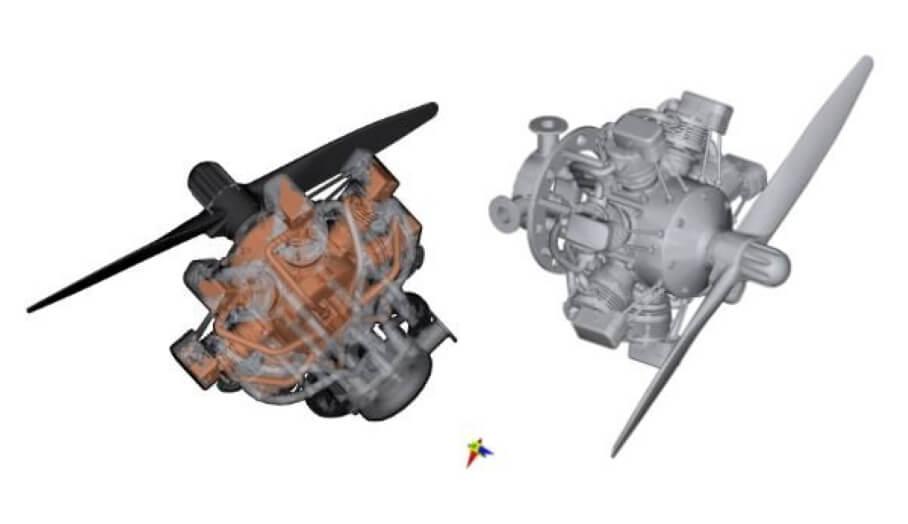 處理Mesh 網格3D模型的工具包