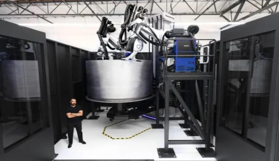 有公司將發射首枚3D打印火箭