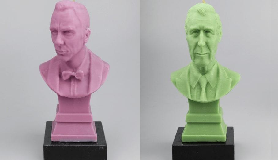 3D打印蠟燭如何點亮世界?