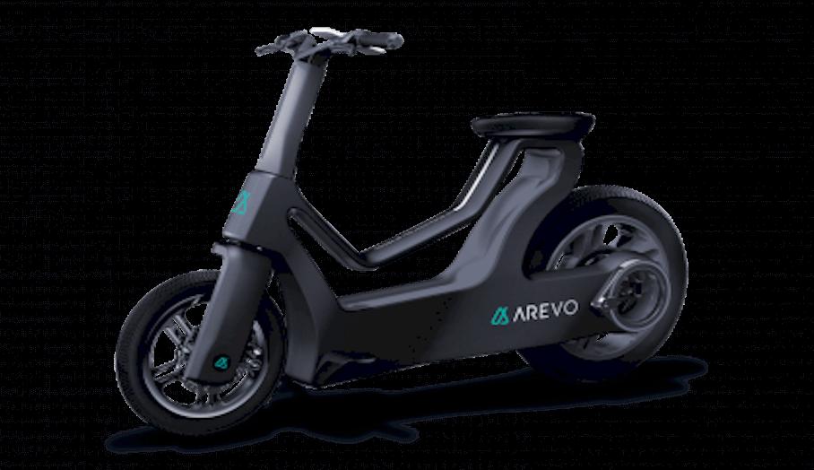 e-Moto 3D打印電動踏板車