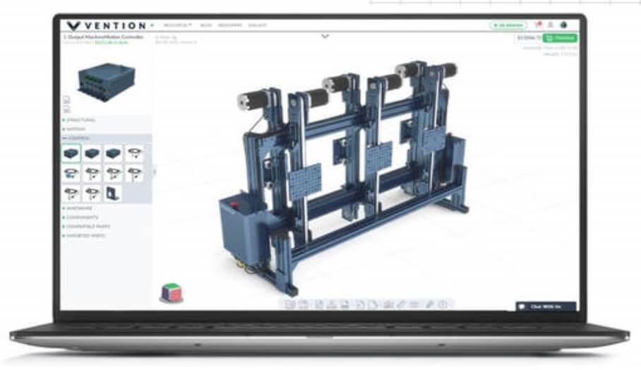 3D MachineBuilder -讓你快速製作機械設備