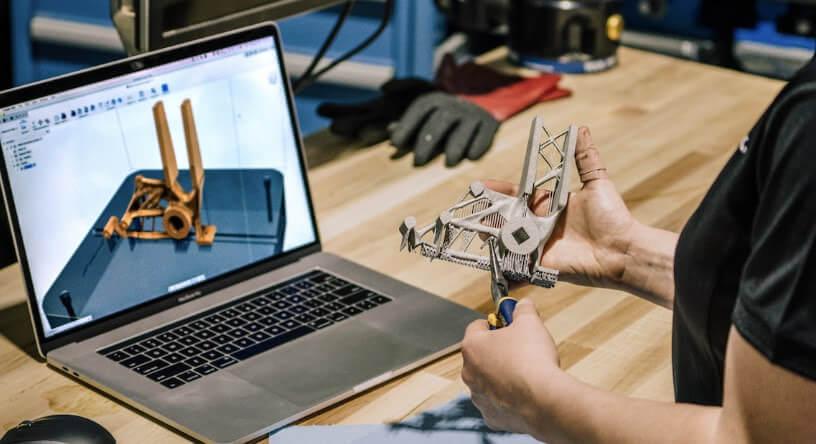 Fusion 360 3D建模軟件融合了生成設計附加組件