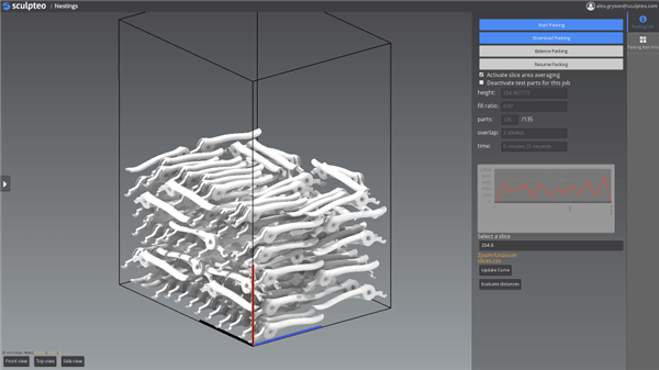 Sculpteo推出了新Fabpilot 雲端軟件