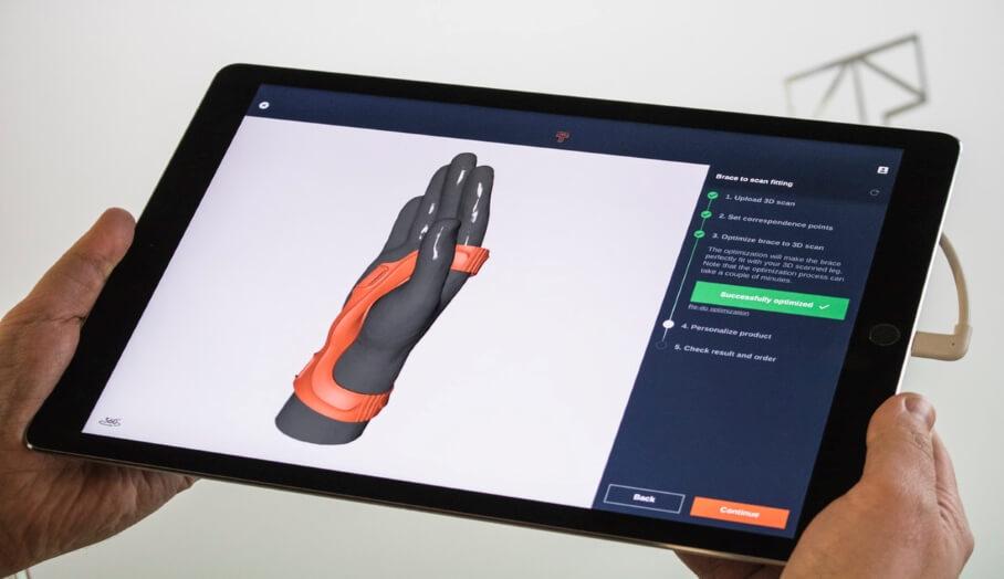 Twikit的Twikbot軟件通過3D打印為義肢和矯形器帶來大規模定制
