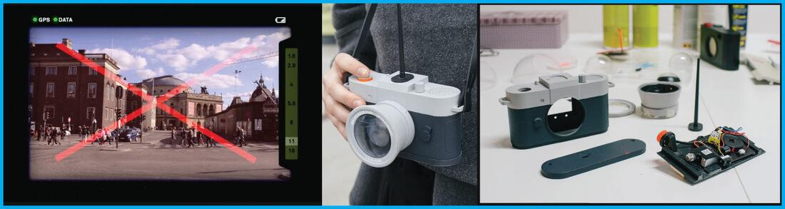 3D打印相機 - 影獨一無二嘅相片?