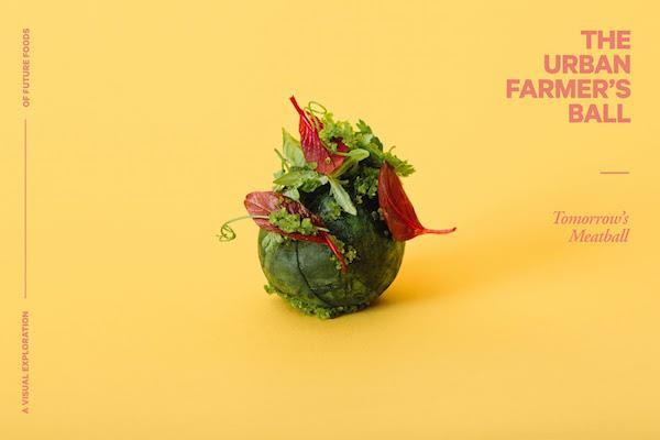 IKEA打算出3D打印肉丸?