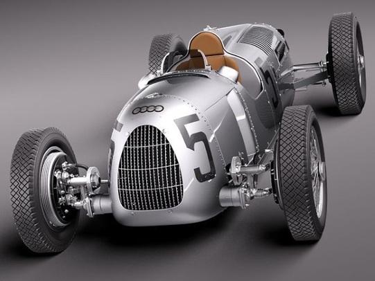 Audi重新打造經典賽車