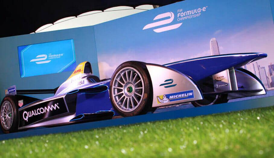 Formula E 電動方程式大賽明年殺到香港!想不想先感受一下大賽的刺激?
