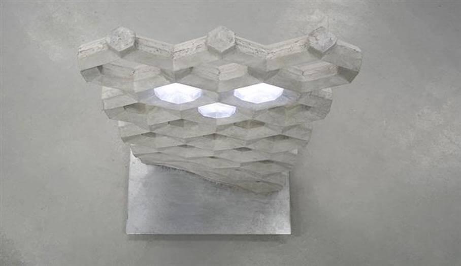利用3D打印製作智能混凝土牆?