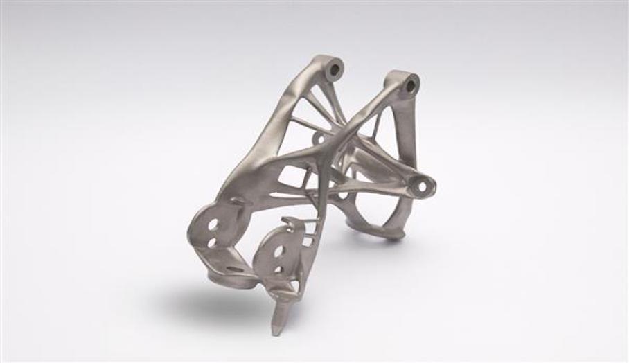 3D打印加人工智能,製作超輕亮化汽車零件