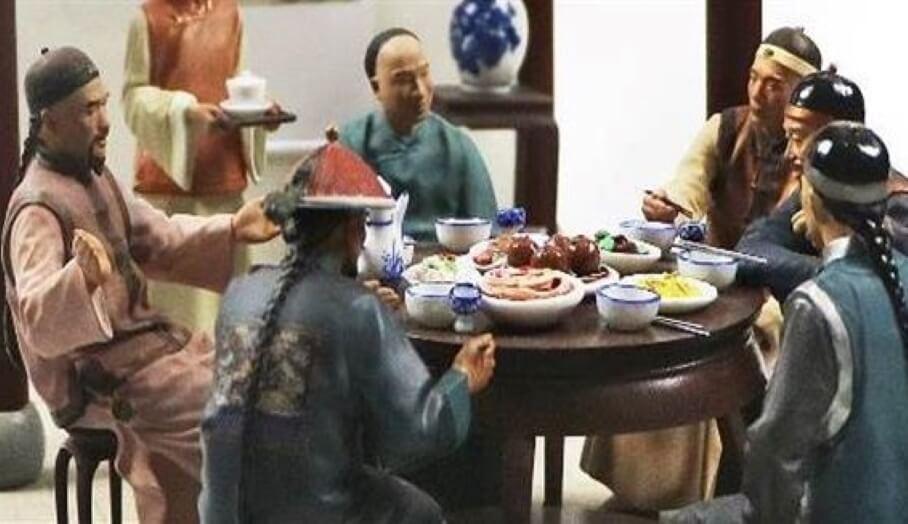 利用3D掃描及3D打印重現多款中國古代情景
