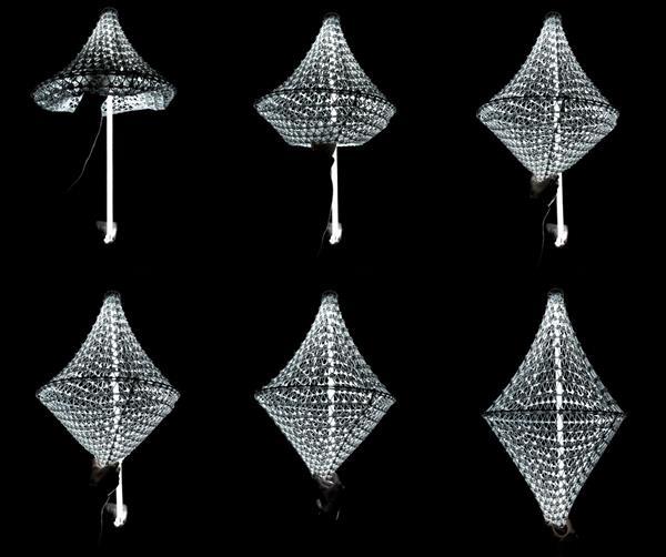 最新液體3D打印技術,幾分鐘就能快速3D打印手袋?