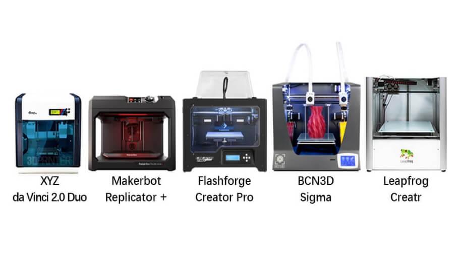 最新 3D 打印機比較及評價
