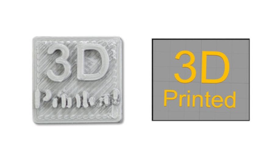 為什麼3D模型細節3D打印不出來 ?