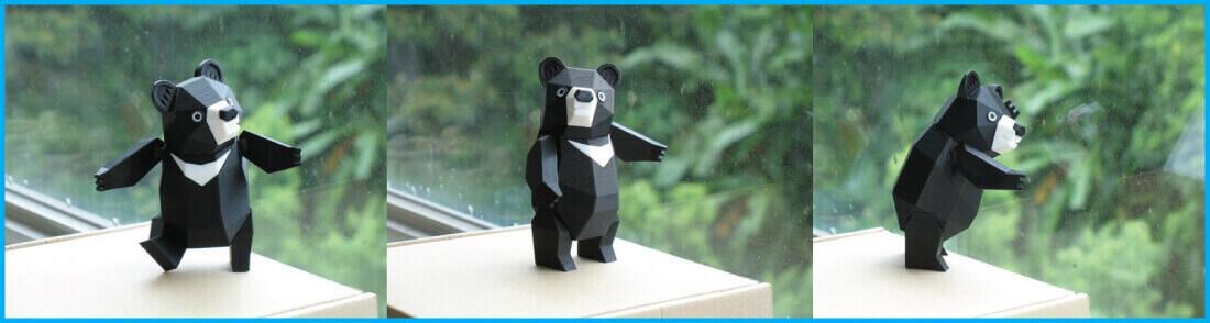 3D 熊出沒了
