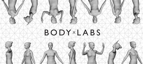 Amazon利用3D人體掃描改善服裝網購?