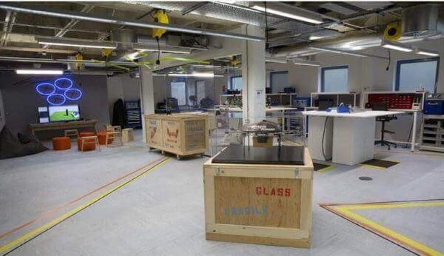 Amazon 新3D打印無人機設計