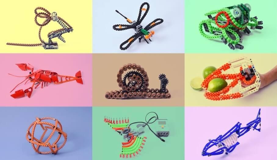 發揮學生無限創意的3D打印組件