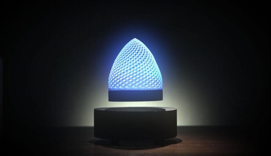 小小的3D打印燈具隱藏無限的創意設計