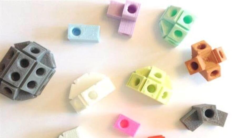 免費下載的3D打印教育玩具,啟發學生創意思維