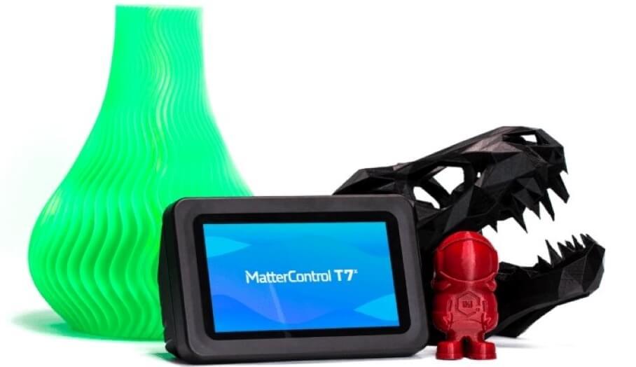可遙遠監測及控制3D打印機的控制器